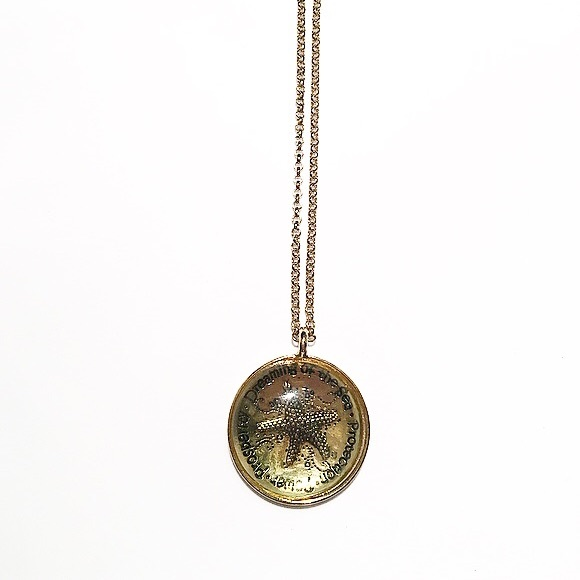 Jewelry - Dreaming of the Sea Necklace